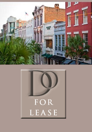 Charleston Commercial Real Estate ~ For Lease